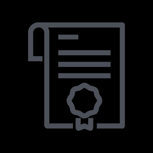 合格通知及び講習修了証の送付